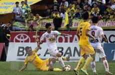 Hoàng Anh Gia Lai thắng nghẹt thở trên sân nhà trước Quảng Nam