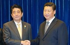 Nhật Bản-Trung Quốc chuẩn bị cho cuộc hội đàm cấp cao