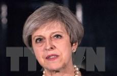 Thủ tướng Anh Theresa May thực hiện chuyến công du Trung Đông