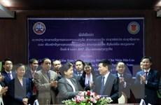 Kiểm toán Nhà nước Việt Nam và Lào tăng cường hợp tác