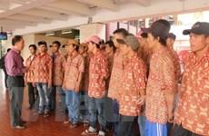 Indonesia trao trả số ngư dân Việt Nam lớn nhất từ đầu năm đến nay