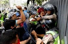 Venezuela: 30 người bị bắt trong các cuộc biểu tình của phe đối lập