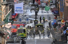 Việt Nam chia buồn vụ tấn công tại thủ đô Stockholm của Thụy Điển