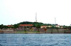 Quảng Trị: Đảo Cồn Cỏ đón đoàn khách du lịch đầu tiên