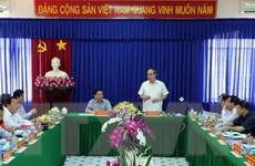 Chủ tịch MTTQ Nguyễn Thiện Nhân chúc Tết đồng bào Khmer Sóc Trăng