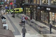 Phát hiện chất nổ trong xe tải gây ra vụ tấn công ở Stockholm