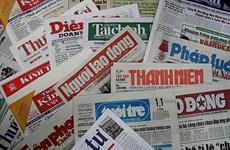 Tổ chức học tập 10 điều Quy định đạo đức nghề nghiệp người làm báo