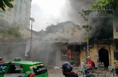 Hà Nội: Hỏa hoạn thiêu rụi nhà con trai cố nhạc sỹ Văn Cao