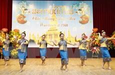 Việt Nam chung vui Tết cổ truyền Bun Pi May của Lào tại Indonesia