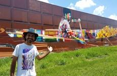 Sắp ra mắt tác phẩm tranh vẽ tường lớn nhất thế giới