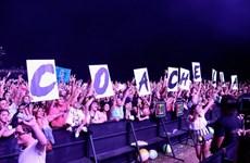 Khởi động lễ hội âm nhạc Coachella sôi động nhất thế giới