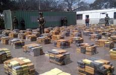 Costa Rica thu giữ khối lượng lớn cocaine chở trên thuyền cá
