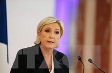Ứng cử viên Le Pen: Chủ nghĩa bảo hộ sẽ thúc đẩy kinh tế tăng trưởng