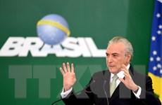 Tổng thống Brazil thừa nhận thông tin mới liên quan tới Odebrecht