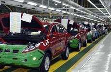 Doanh số bán xe trong nước của doanh nghiệp Hàn Quốc đạt 35 tỷ USD
