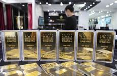 Giá vàng châu Á đã chạm mức cao nhất trong vòng năm tháng