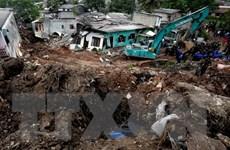 Sri Lanka sơ tán khẩn cấp hàng nghìn người sau vụ sập núi rác