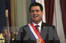 Tổng thống Paraguay Horacio Cartes tuyên bố không tái tranh cử