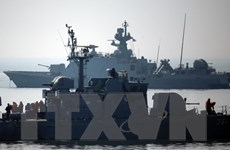 Hải quân Hàn Quốc lên kế hoạch trang bị tên lửa mới cho tàu chiến