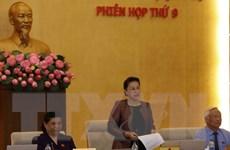 Lần đầu trả lời chất vấn tại phiên họp của Ủy ban Thường vụ Quốc hội
