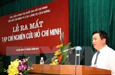 Ra mắt Tạp chí chuyên nghiên cứu về Chủ tịch Hồ Chí Minh