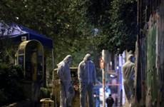 Đánh bom tại ngân hàng Eurobank ở trung tâm thủ đô Athens