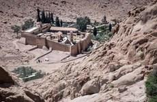 Ai Cập tiêu diệt nghi can trong vụ tấn công nhà thờ ở Nam Sinai