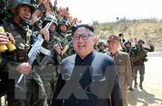 """Ông Kim Jong-un nhấn mạnh sản xuất """"tự cung tự cấp"""" cho quân đội"""