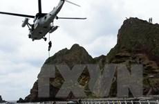 Hàn Quốc phản đối tuyên bố chủ quyền của Nhật Bản với đảo tranh chấp