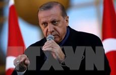 EU cảnh báo khả năng xem xét lại quan hệ với Thổ Nhĩ Kỳ