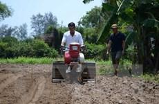 Lão ngư với niềm đam mê không ngừng chế tạo máy nông nghiệp