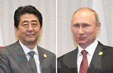 Nga và Nhật Bản xúc tiến các dự án hợp tác tại khu vực tranh chấp