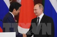 Nga-Nhật Bản sẵn sàng giải quyết những vấn đề phức tạp nhất