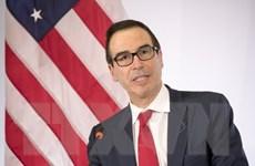 Bộ trưởng Mnuchin: Kinh tế Mỹ có thể tăng trưởng 3% trong hai năm tới