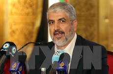 Phong trào Hamas công bố chính sách mới mềm mỏng hơn với Israel