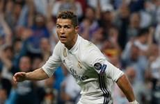 Điểm nhấn trận đấu Real Madrid-Atletico Madrid: Ronaldo tỏa sáng