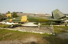 Bình Phước tiếp nhận hiện vật lịch sử máy bay tiêm kích F5E