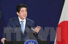 Thủ tướng Nhật Bản Shinzo Abe nêu thời hạn sửa đổi hiến pháp