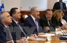 """Israel trước nguy cơ mâu thuẫn do """"dự luật dân tộc"""" gây tranh cãi"""
