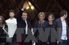 Bầu cử Pháp: Ông Macron thắng vang dội, bà Le Pen thừa nhận thất bại