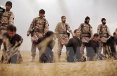 Nhóm khủng bố IS tung video chặt đầu điệp viên Nga tại Syria