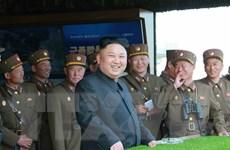 Triều Tiên khẳng định quyết tâm tiếp tục đối đầu với Mỹ