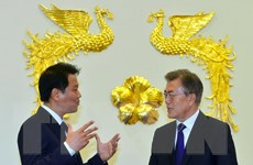 Nội các Hàn Quốc họp bàn thay đổi cơ cấu Phủ tổng thống