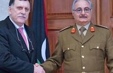 Hai phe đối lập ở Libya gặp gỡ tại Cairo để khởi động hòa đàm