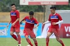 U20 World Cup 2017: Tuyển Việt Nam đã có mặt tại Hàn Quốc