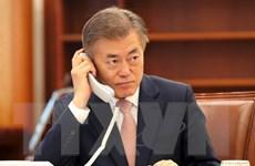 Tân Tổng thống Hàn Quốc cử đặc phái viên tới Trung, Mỹ, Nga, Nhật