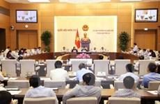 Phiên họp thứ 10 UBTV Quốc hội: Đa dạng các hình thức tiếp xúc cử tri