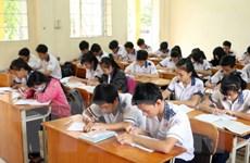 TP.HCM tổ chức kiểm tra theo từng cụm thi để học sinh làm quen