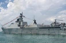 [Photo] Khám phá Triển lãm Hàng hải Quốc phòng châu Á 2017