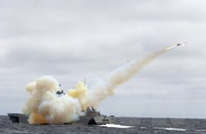 Nhật Bản phản đối tàu Hàn Quốc hoạt động trong vùng EEZ